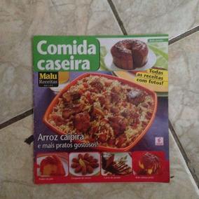 Revista Comida Caseira Malu Receitas Arroz Caipira N5
