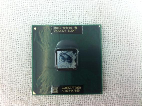 Processador Notebook Intel Celeron T3000 1m 1.80ghz Slgmy