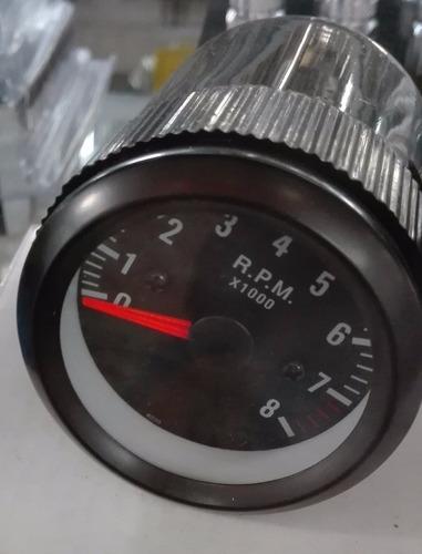 Reloj Medidor Tacometro Diesel De Rpm Universal Envio Gratis