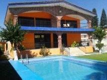 Rento Casa X Dia O Fin D Semana Con Jardin, Cancha Y Alberca