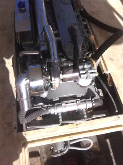 Marinização Motor Mercedes 366 L A