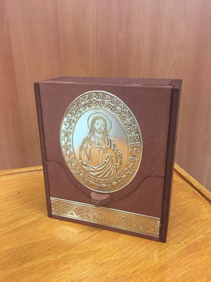 Kit Para Bautizo (sagrado Corazón De Jesús)