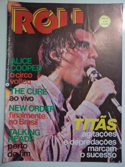 Revista Roll - Ano 4 - N 43