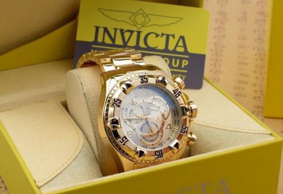Invictaer Relógio Masculino Luxo