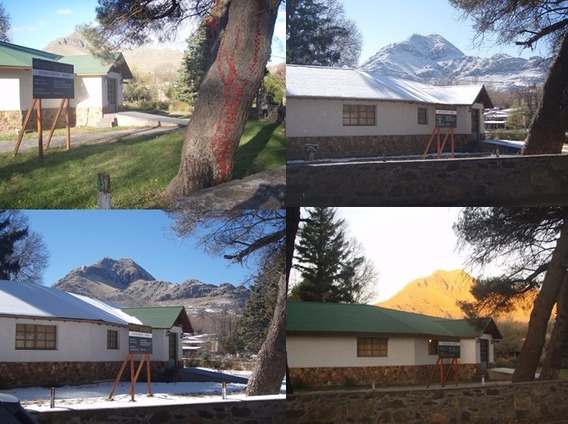 Espectacular Proyecto En Las Sierras De S L (70% Terminado).