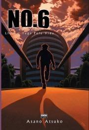 No.6 Light Novel Volumes 1, 2, 3, 4 E 5 New Pop - Cada
