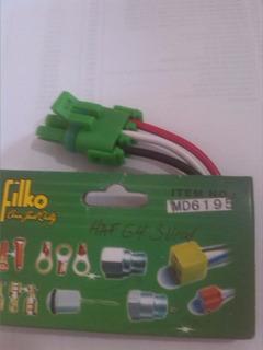 Conector Sensor M.a.p Corsa/aveo/lanos/cielo(6195)3 Vias