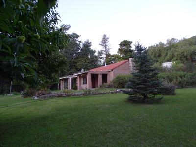 Casa En Alquiler Temporario En La Cumbre
