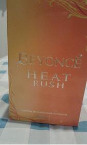 Perfume Beyonce Avon Promoção