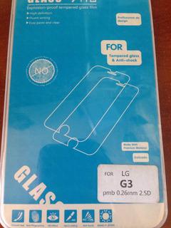 Cristal Glass Para Lg G3 Technosystems