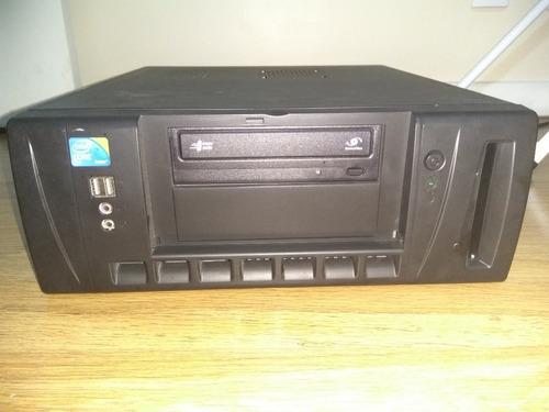Computador Core 2 Duo E7500 2gb 160gb Dvd