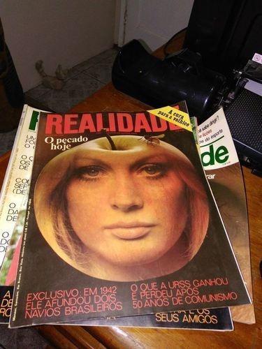 Revista Realidade Junho 1973