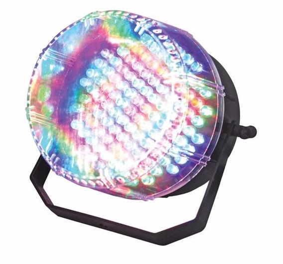 Strobo Iluminação Rgb Colorido Com Sensor E Sensibilidade
