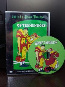 Os Tremendões (where´s Huddles?) - Dublado - Digital