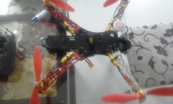 Drone Quadricoptero... Com Dji Naza... Pronto Para Voar.
