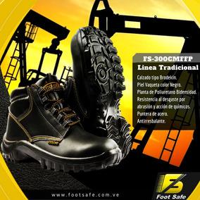 Botas De Seguridad Foot Safe Y Saga Tallas 38, 42 Y 44