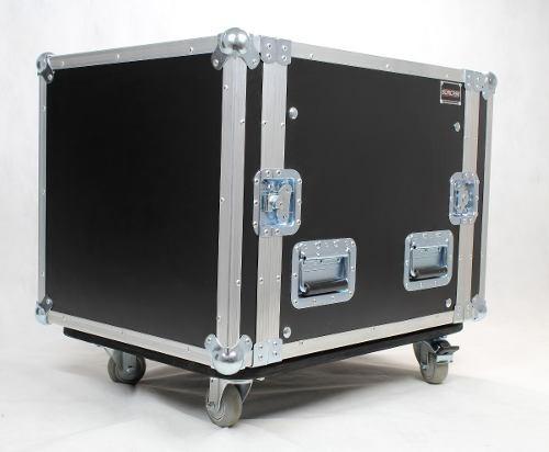 Hard Case Rack Amplificadores 12u