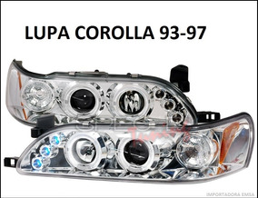Focos Lupa Toyota Corolla 93 - 98 Jdm