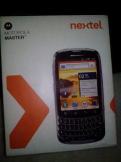 Aparelho Motorola Master Xt605 - Nextel