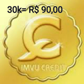 30k Créditos Imvu
