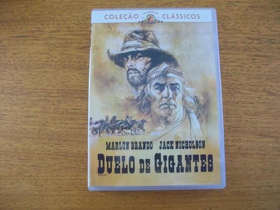 Dvd Duelo De Gigantes Marlon Brando Jack Nicholson