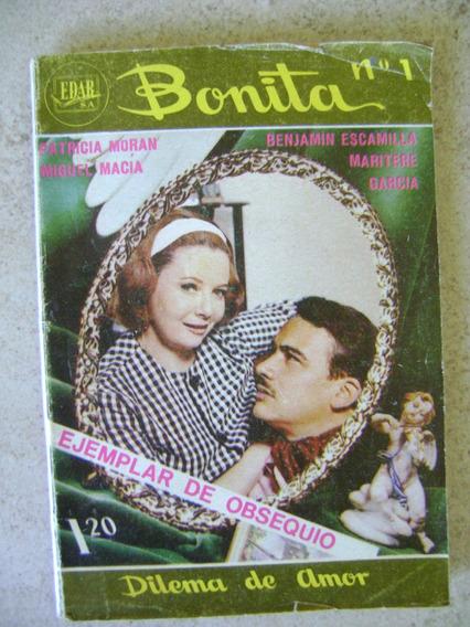 I3 Bonita Numero 1- Fotonovela Mexicana- 1968