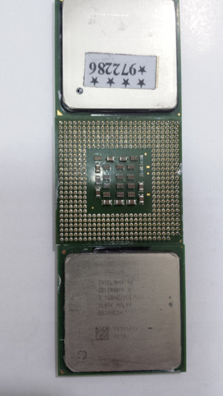 Processador 478 Celeron 2.40ghz/128/400 - Promoção