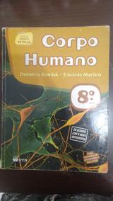 Coleção Ciências Novo Pensar Corpo Humano 8 Ano