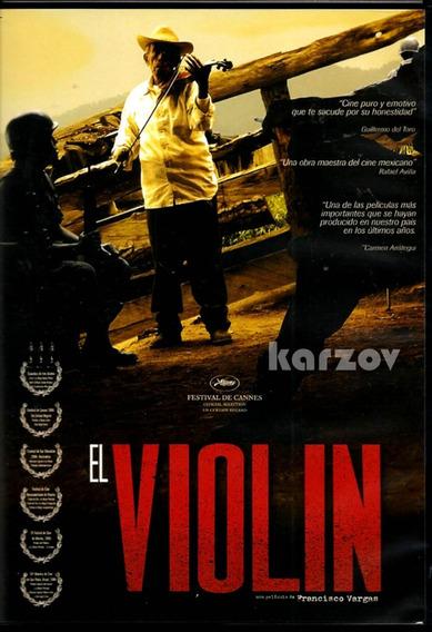 El Violin Francisco Vargas Pelicula Dvd
