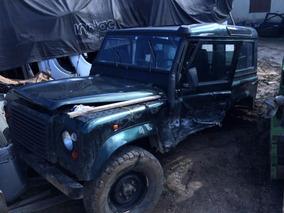 Sucata Peças Land Rover Defender 90 1998