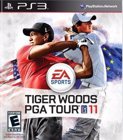 Tiger Woods Pga Tour 11 Lacrado Ps3