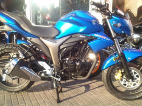 Nueva Suzuki Gixxer Gsx150 Naked155cc Entrega Inmediata