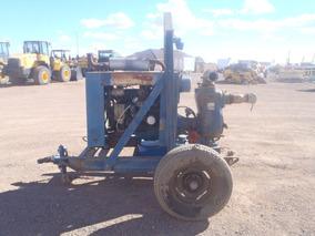 Motobomba Gasolina Remolcable 4 Pulgadas 7245