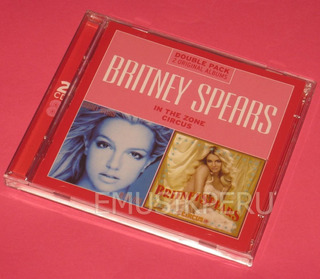 Britney Spears 2cds [in The Zone+circus] - Nuevo - Emk