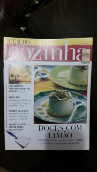 Revista Claudia Cozinha 449