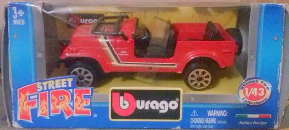 Jeep Wrangler 2003 En Escala 1:43
