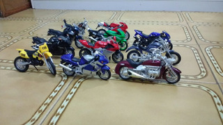Motos Miniaturas