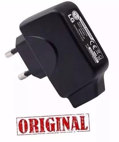 Carregador Fonte Cabo Usb 100% Original Lg D805 Optimus Cp81