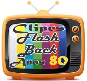 120 Video Clipes Anos 80 Dance Rock Pop Envio Imediato 7 Gb