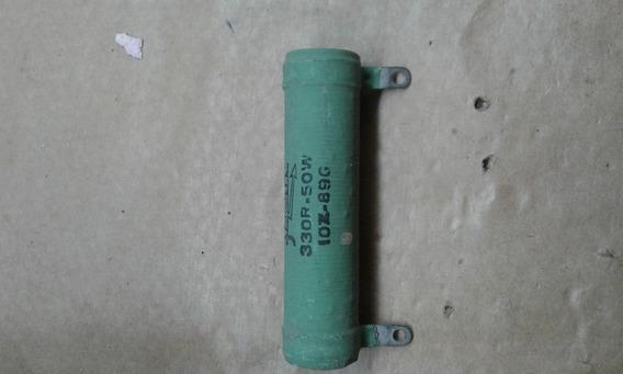 Resistor 330r X 50w