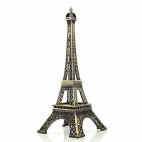 Torre Eiffel Paris Grande 40 Cm Decoração Presente Excelente