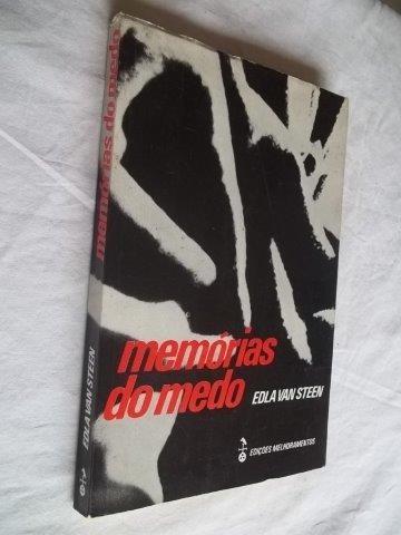 * Livro - Memórias Do Medo - Literatura Estrangeira