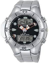 Relógio Citizen Aqualand Il Jp1060-52e Original E Barato