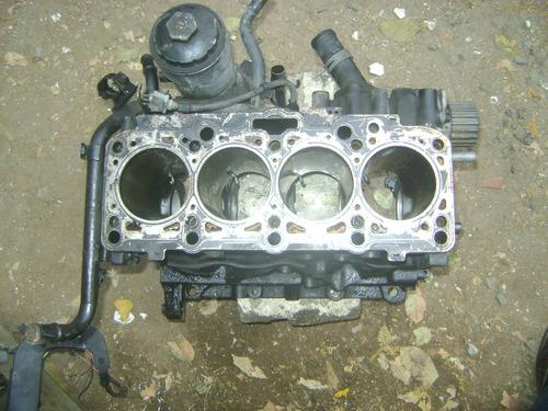 Imagen 1 de 6 de Vendo Block De Motor De Skoda Fabia Año 2003 Diesel
