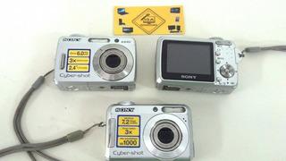 Camara Sony 7 Ciber Shot 7.2
