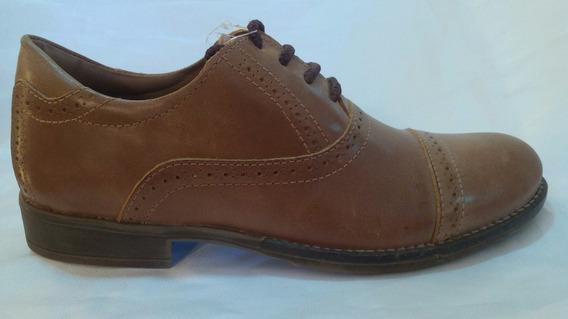 Zapato De Vestir Cuero Hombre Art 8008. Marca Blood South