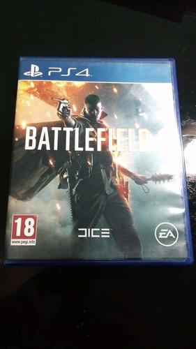 Battlefield 1 Ps4 (como Nuevo) Entrega Inmediata.