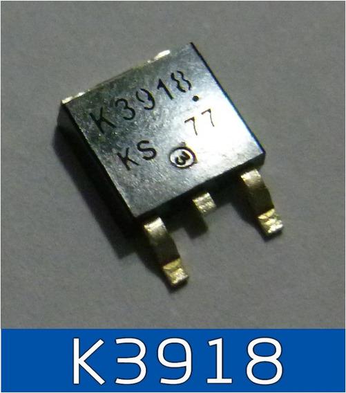 Transistor K3918 2sk3918 Novo Pronta Entrega