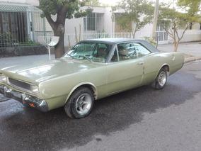 Coupe Dodge Gtx V8 1974 - No Permuto