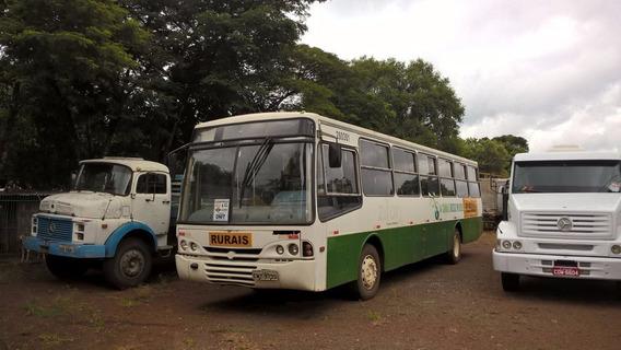 Onibus , 65 Lugares ,volks 16210 , Motor Mwm X-10 , Ano 1999